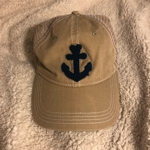 ✨Mickey Anchor Canvas Hat✨